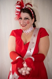 """Ain't She Sweet,"" Meghan Donahue/Miss Peppermint, Cumberland Center"