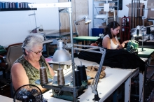 seamstresses keeping up