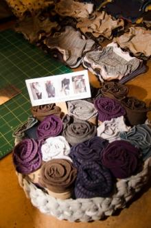 accessories organized