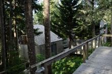 haystack cabins