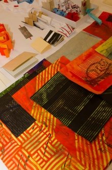 bookmaking and paste papers