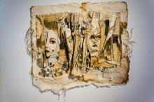 A work by Arlene Morris.
