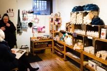 A small shop area.