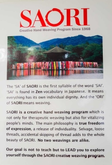 The Saori creed.