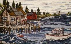 """The Lobsterman"" by Susan Schweigard"