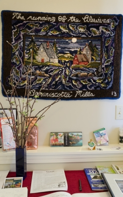 """""""Running of the Alewives"""" by Susan Schweigard"""