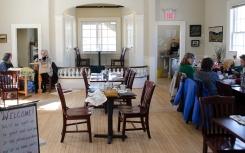 Savory Maine Restaurant in Damariscotta