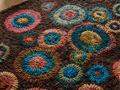 Hooking Rugs with Judy Wylie