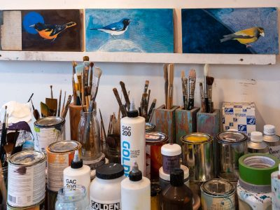 Kuhn/Walls Studio: A Love of Color